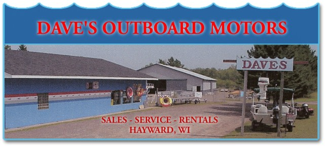 Dave's Outboard Motors Hayward, WI | Marine Products